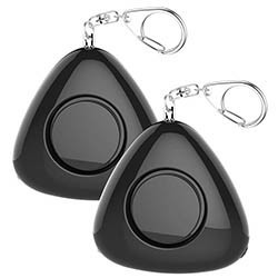 Personal Keychain Alarm for Women Kids Students Elderly and Night workers - 1 250px
