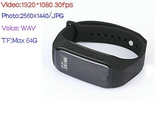 Wristband Camera, Battery Life 90min - 1