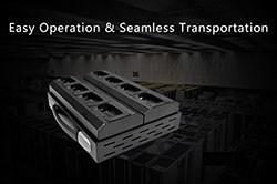Body Worn Camera - 8 Ports Docking Station (BWC036) - 00 250px