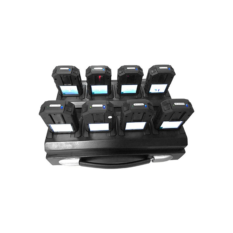 Body Worn Camera - 8 Ports Docking Station (BWC036) - 1