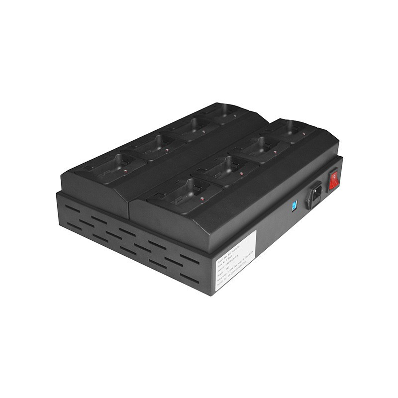 Body Worn Camera - 8 Ports Docking Station (BWC036) - 5