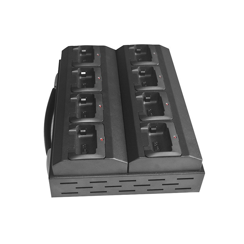 Body Worn Camera - 8 Ports Docking Station (BWC036) - 6