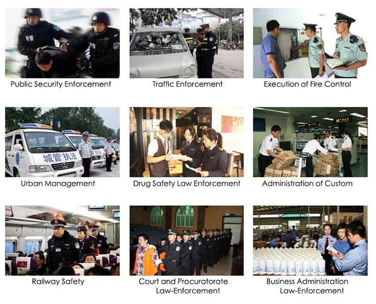 Police Body Worn Camera - 5-2