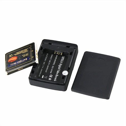 Mini Portable Button Camera DVR, Wireless Remote Control - 3