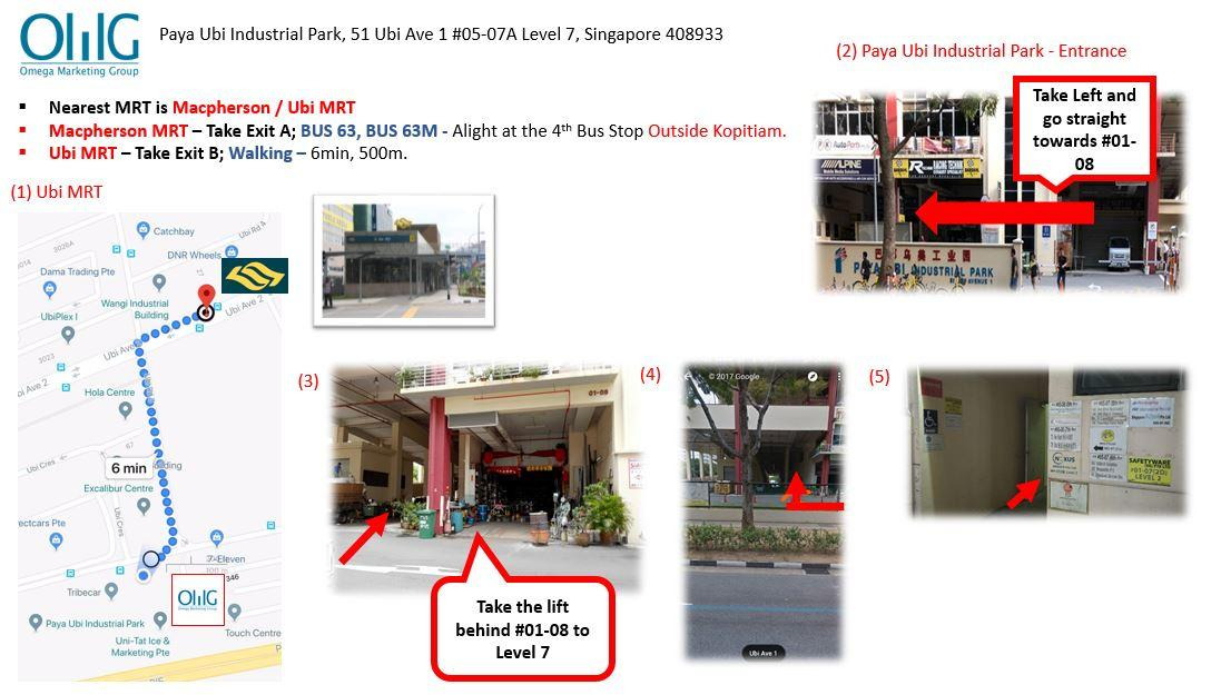 To OMG Office via MRT and Bus - version 4
