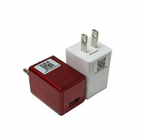WIFI Charger Camera DVR, HISILICON, 5.0M Camera, 1080P, TF Card - 2