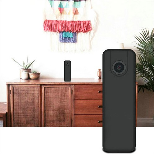 2K Mini Body Worn Camera, 2304x1296p, H.264, SD Card Max 128GB - 4