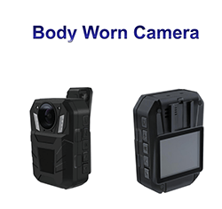 BWC010 Body Camera - 1 250px