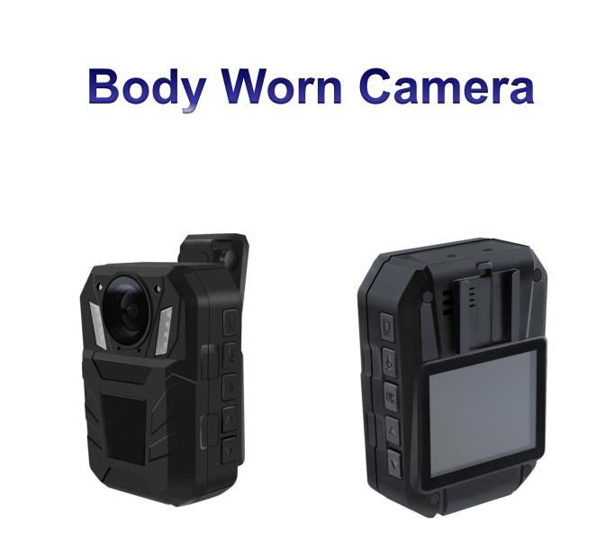 BWC010 Body Camera - 1