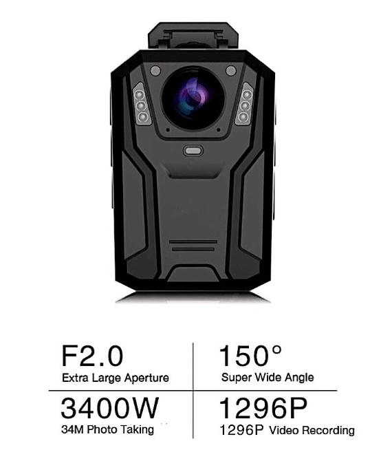 BWC040 - HD Body Worn Cam - 08