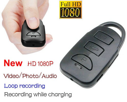 Car Key SPY Camera - 1