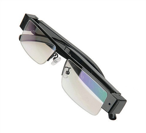 WIFI Glasses Camera, HD 1080P, WIFI, P2P, IP - 5