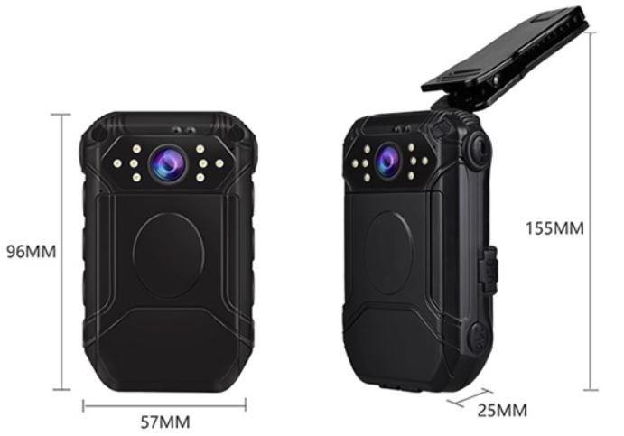 Affordable 4G Body Worn Camera - 2
