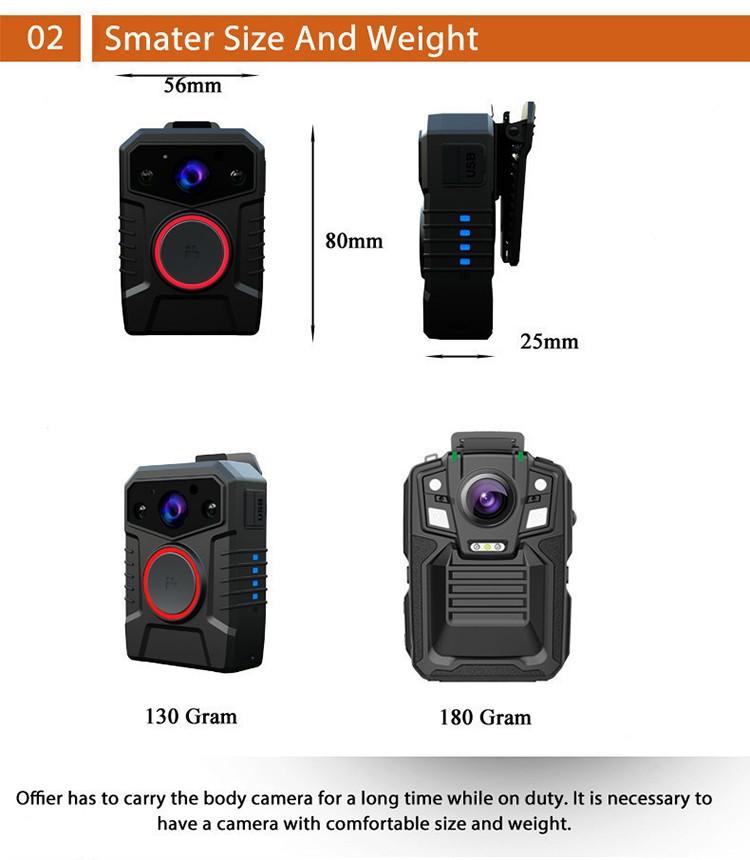 Affordable WIFI Body Worn Camera - 2