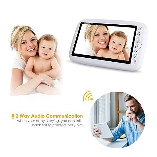 Baby, Elderly Monitor Camera - 3