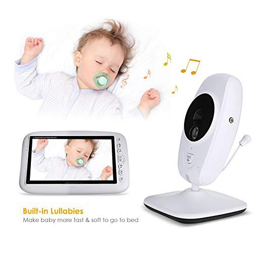 Baby, Elderly Monitor Camera - 4