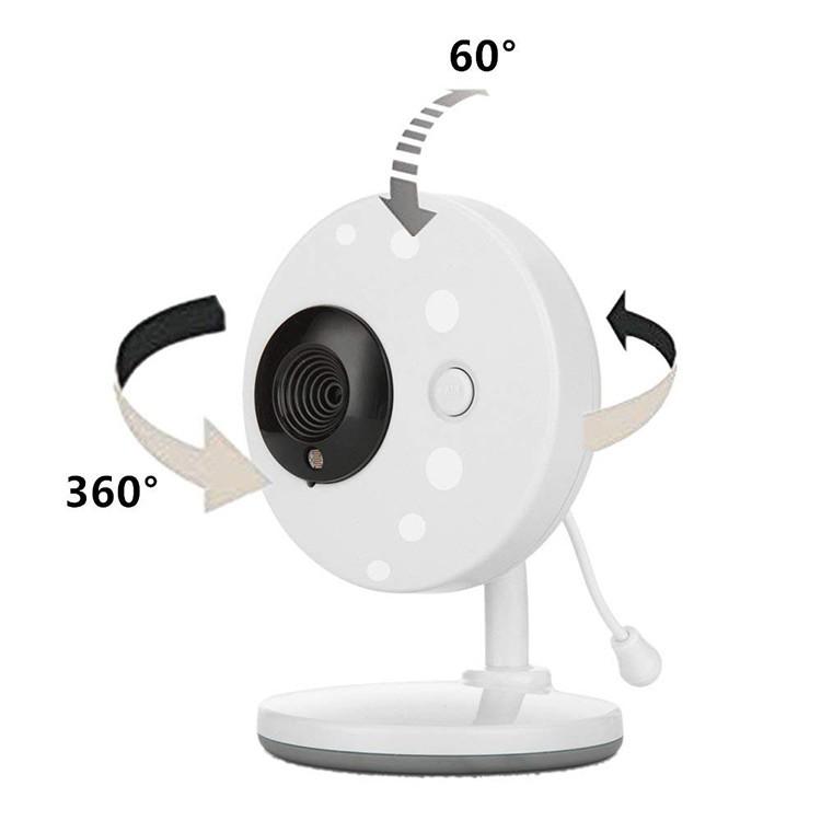 Baby, Elderly Monitor Camera - 7
