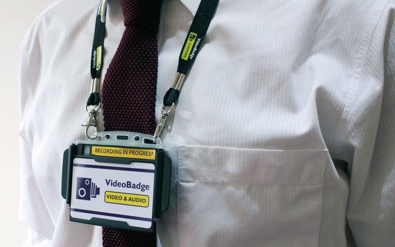 Badge Body Worn Camera