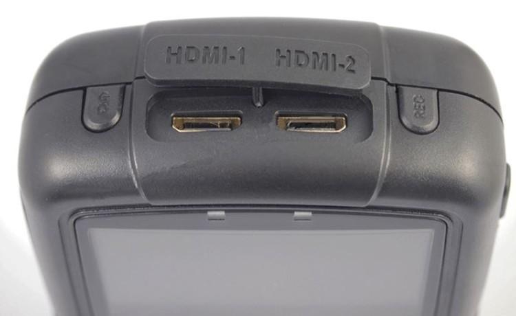Dual Lens Ambarella A7 Police Body Worn Camera with 7000mah Battery, Police Camera - 9