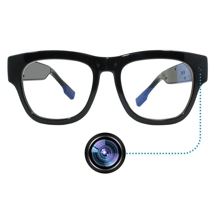 Eyeglasses WiFi IP Security Camera - 2