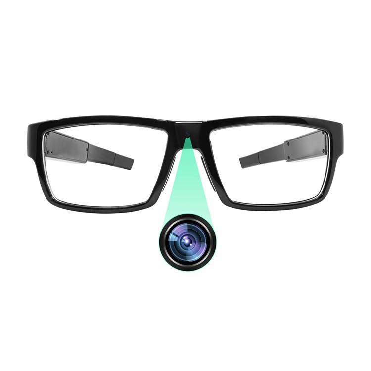 Kacamata HD1080P Kamera Tersembunyi - 2