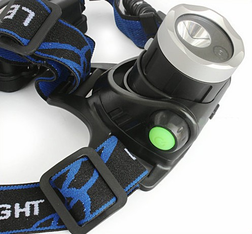 LED Headlamp Camera DVR - 3