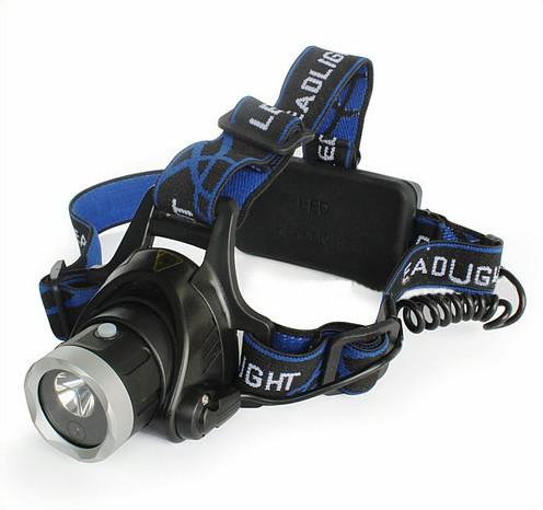 LED Headlamp Camera DVR - 4