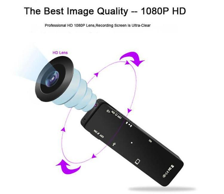 Mini Hidden Video Recorder - 1