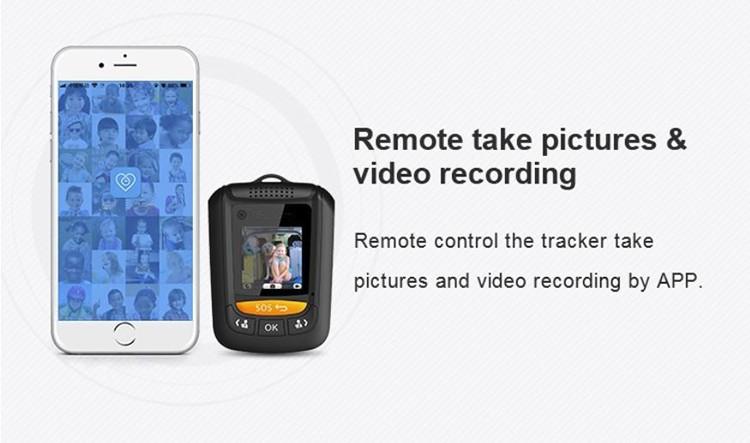 Mini Personal GPS Tracker for Elderly, Kids - 8