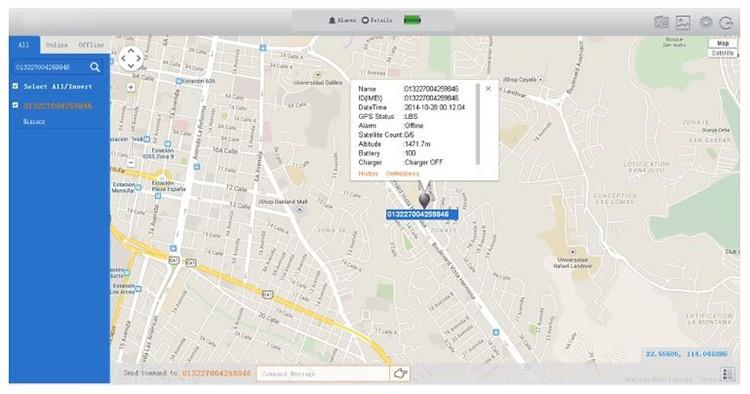 Personal Ankle GPS Tracker with bracelet belt on off alarm for Parolee Prisoner - 10