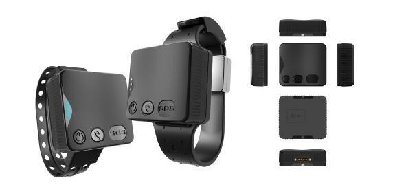 Personal Ankle GPS Tracker with bracelet belt on off alarm for Parolee Prisoner - 2