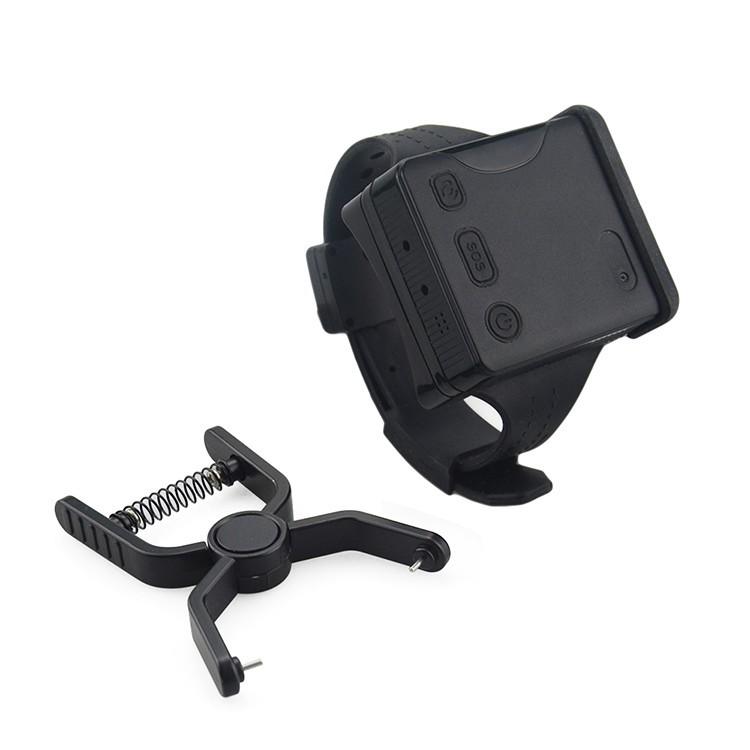 Personal Ankle GPS Tracker with bracelet belt on off alarm for Parolee Prisoner - 5