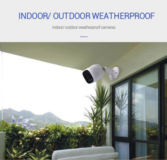 Smart Battery Wireless Hidden Outdoor Indoor Mini CCTV - 1