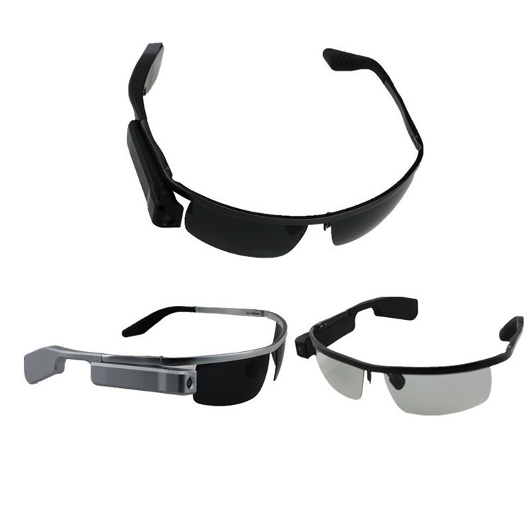 Smart Glasses Body Worn Camera - 1 250px