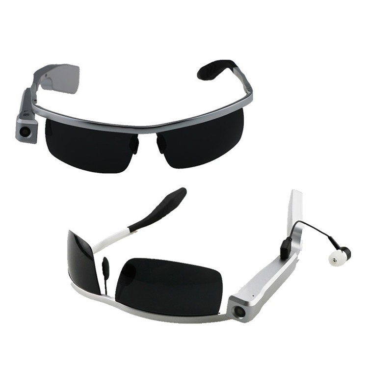 Smart Glasses Body Worn Camera - 2
