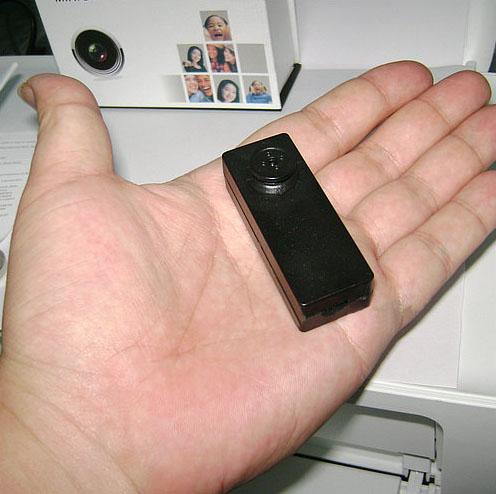 CCD Button Camera - 5