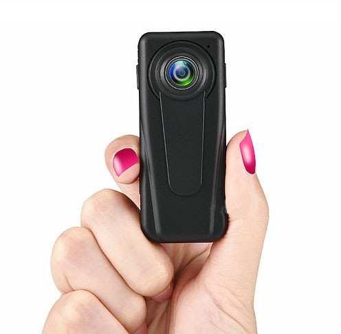 Mini HD Body Worn Police Camera - 2