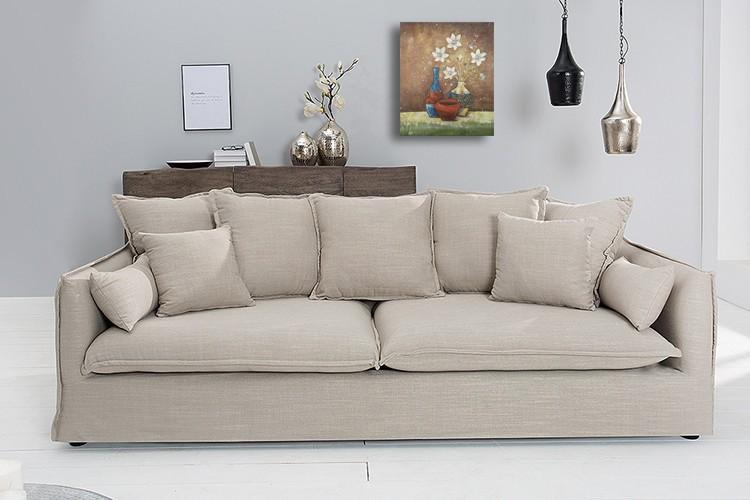 SPY232I - Flower Vase Oil Paint Spy Hidden Camera - sofa1