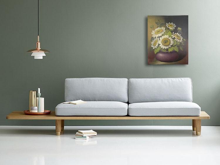 Sunflower Oil Paint Spy Hidden Camera - sofa2