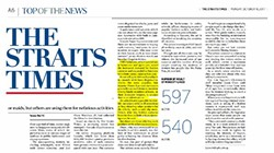 The Straits Times 2017 Oct 16 Highlighted