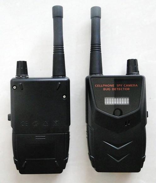 Profesionāls SPY kameras bojājuma RF detektors, 20-6000MHz, attālums līdz 30m - 4