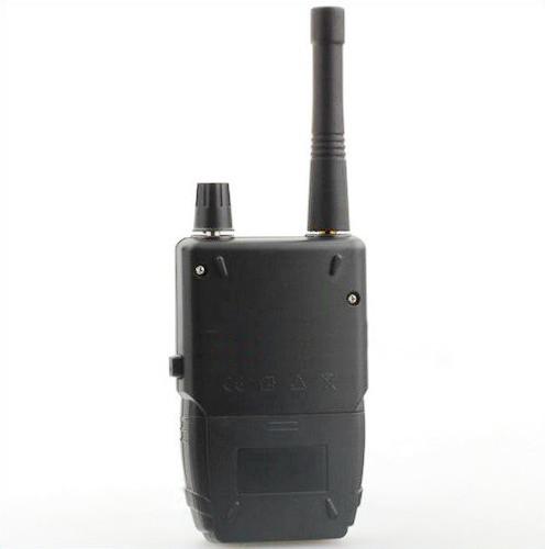 Profesionāls SPY kameras bojājuma RF detektors, 20-6000MHz, attālums līdz 30m - 7