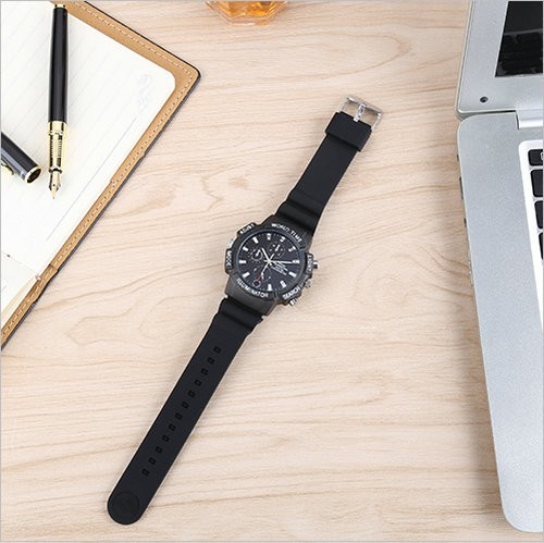 WIFI SPY Watch Hidden Camera, SDCard Max 128G, Nightvision - 9