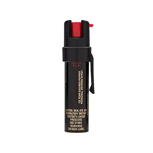 3-IN-1 Pepper Spray Compact Size with Clip - 1