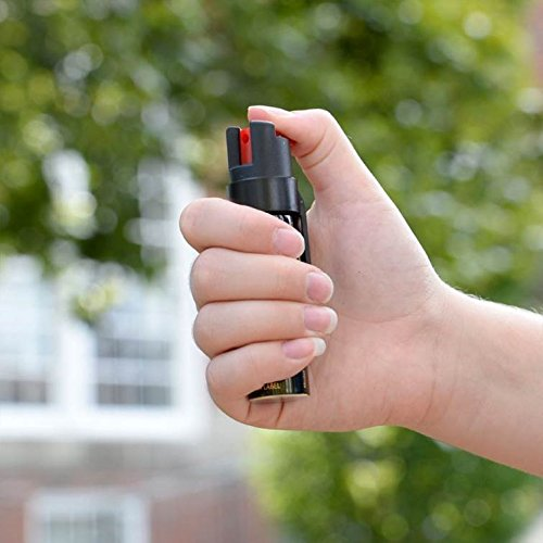 3-IN-1 Pepper Spray Compact Size with Clip - 3
