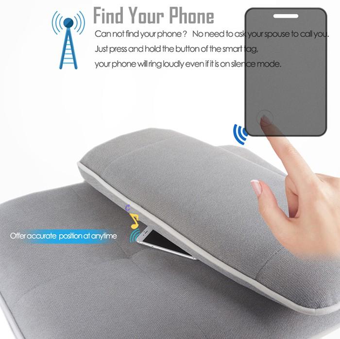 Crowd GPS Bluetooth Mini Anti Lost Finder for Staff, Elderly, Kids, Luggage - 12