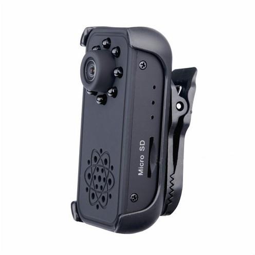 HD SPY skrita mini kamera, Super Nightvision, zaznavanje gibanja, baterija 3Hrs - 6