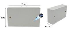 2 Gang WIFI Wall Moulded Socket Outlet SPY Hidden Camera Final 250px