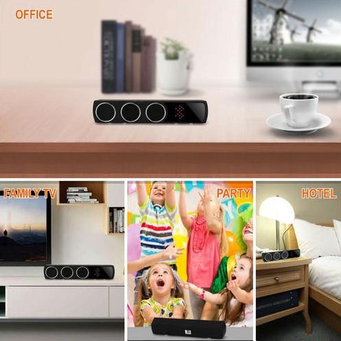 WIFI Bluetooth Speaker SPY Hidden Camera, HD 4K2K1080P, Super Nightvision - 8