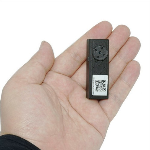 4K WIFI Button Clip Camera 4K2K1080P, SD Card Max 128GB, Battery 60min - 2